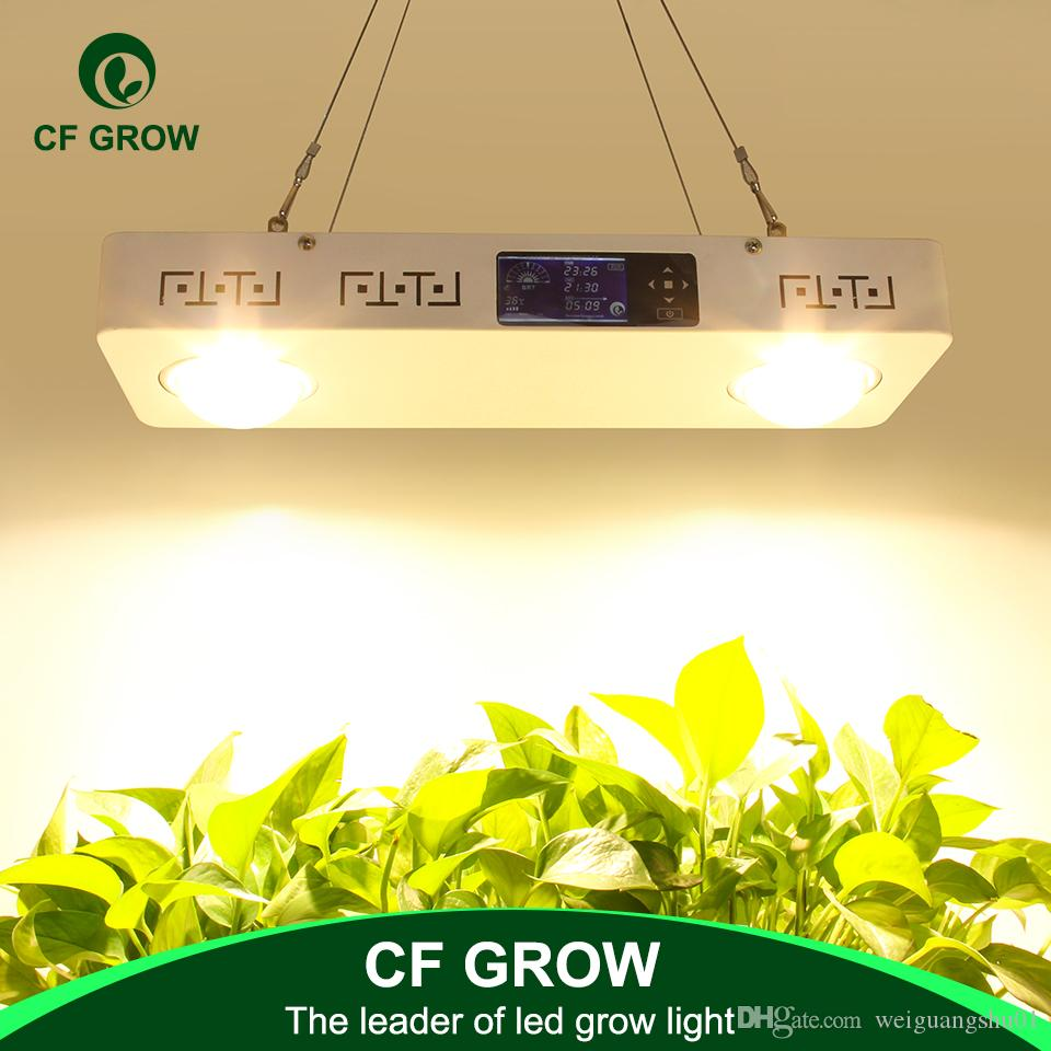 Dimmable Cree Cxb3590 200w Cob Led Grow Light Full
