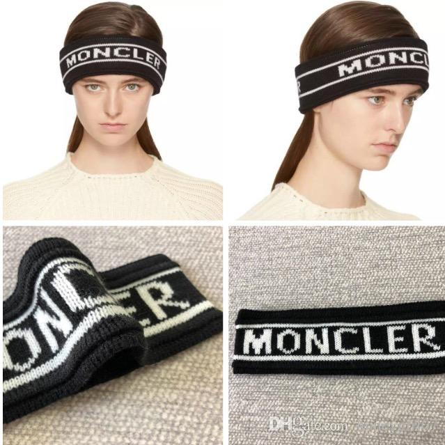 Mon Headband Hot Sale Men And Women Headbands Famous Design Scarf ... 0754e8d864c