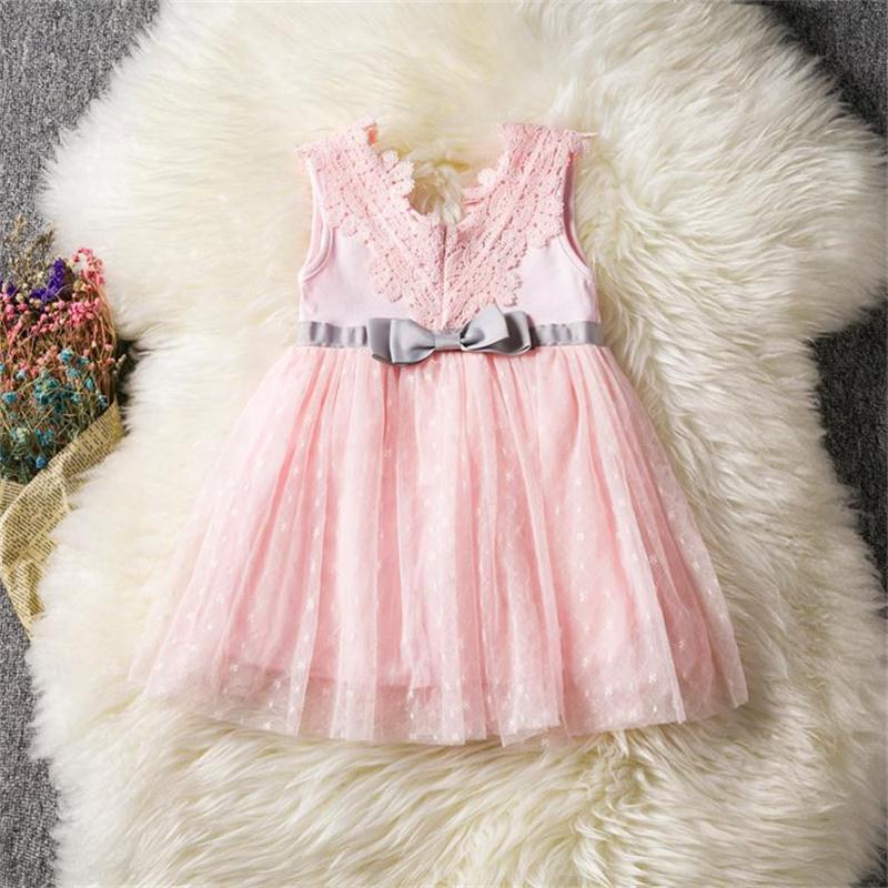 87a81a9b2fac 2019 Spring And Autumn 0 2 Yrs Baby Clothing Floral Lace Lovely ...