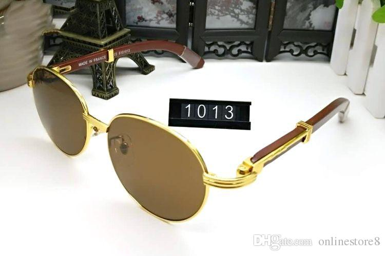 dbbf891b4e Fashion Full Frames Round Sunglasses Brand Designer Sun Glasses for ...
