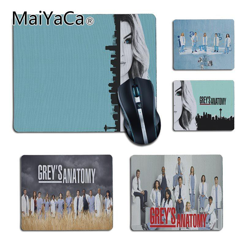 Computer & Office Maiyaca Youre My Greys Anatomy High Speed New Mousepad Size For 25x29cm Gaming Mousepads Products Hot Sale Mouse & Keyboards