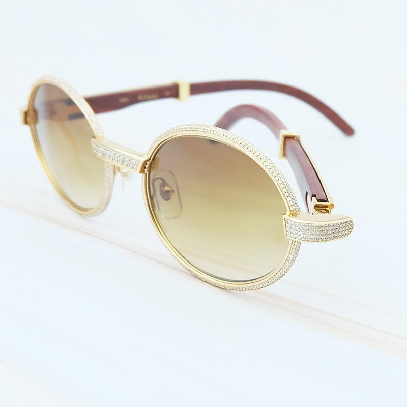 b4f054d35ec95 Rhinestone Oval Wood Man Sunglasses Men Vintage Wooden Sun Glasses Brand  Name Vocation Accessories Retro Sunglass Women Mirror Sunglasses Boots  Sunglasses ...