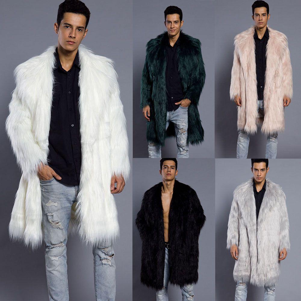 Homme Fourrure Manteau D hiver Fausse En Coat T0653 Trench Acheter P5Svqw c5d6f5c42d6