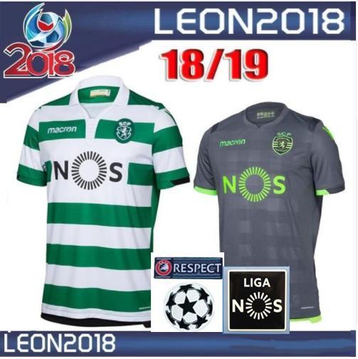 Macron Short Domicile Sporting Portugal 19//20