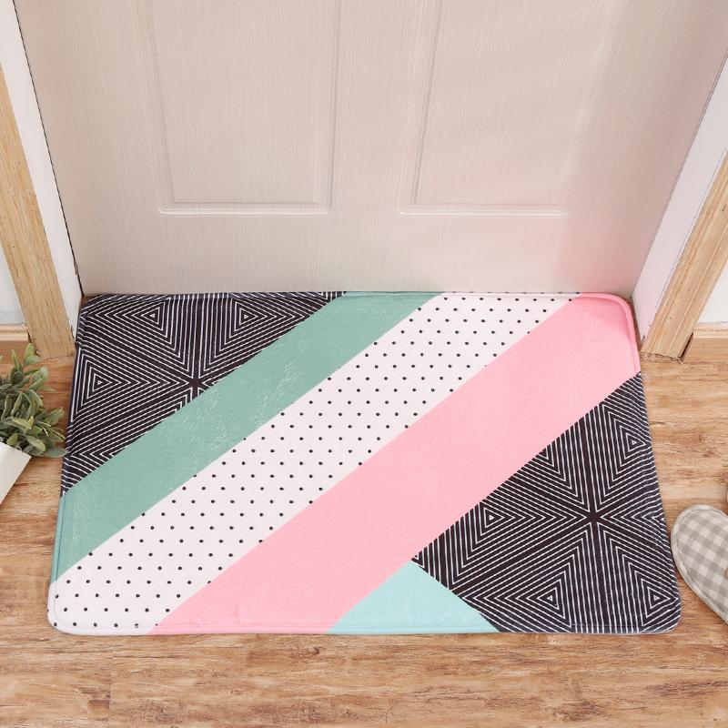 Set Carpets Bathroom Anti Slip Bath tapis salle de bain grande taille tapis  de douche anti glisse Rugs For Kitchen Four styles