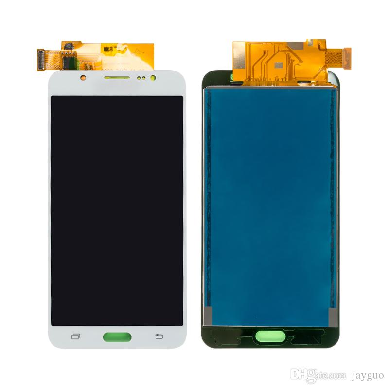 ajuster la luminosité de l'écran LCD pour Samsung Galaxy J7 2016 J710 SM-J710f écran tactile Digitizer Assembly