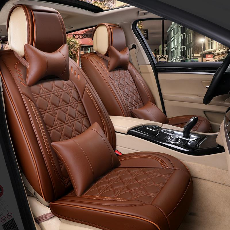 Wholesale Car Seat Cover Leather For Honda Accord 7 8 9 Civic 5d Cr V Crv  Fit Jazz City 2009 2008 2007 2006 Automotive Car Seats Automotive Covers  From ...