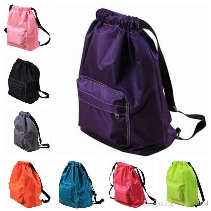 7494f368ad4f 2019 Swimming Backpack Dry Wet Separation Swimming Bag Waterproof Diving Bag  Swim Equipment Storage Bags Clothing Organizer YW1207 From Bling world