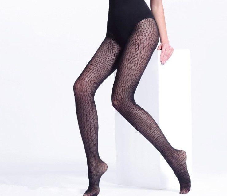 e91cb97ac00 2018 High Quality Tights Women s 13 Den Seamless Stocking Jacquard  Arbitrarily Cut Pantyhose 7 Colors