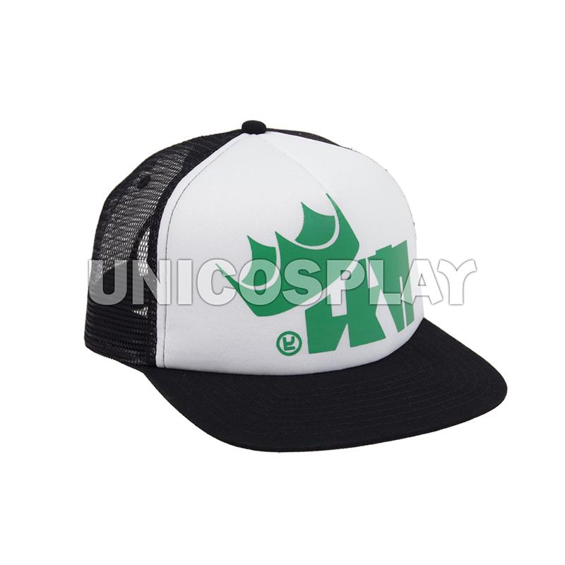 9dcd6085d0a Hat Costume Splatoon 2 King Flip Mesh Trucker Cap Men s Hat Green ...