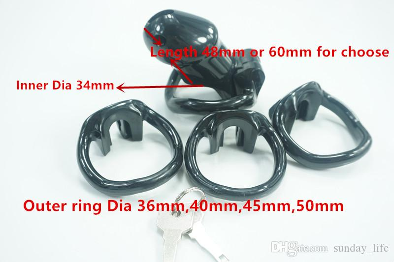 !!!New silicone scrotum penis Squeeze cock ring ball stretcher set Chastity device bondage cage with 4 ring sex toy for men