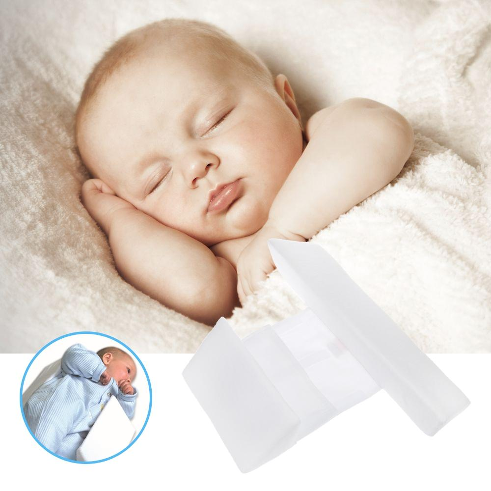 Newborn Baby Infant Sleep Pillow For Sleeping Position Correction