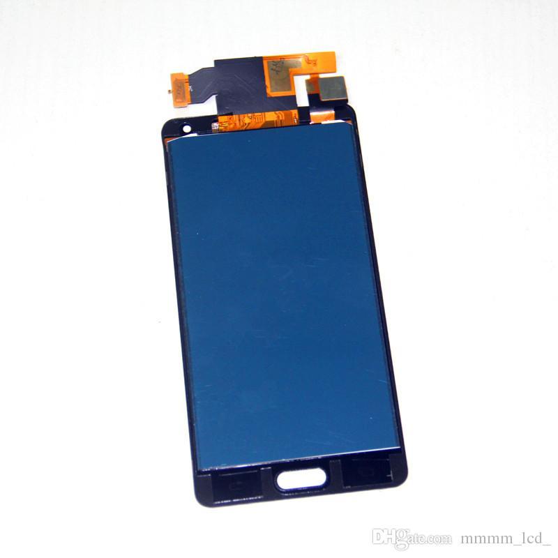 Samsung A5 LCD touch screen digitizer A500 Monitor LCD e componenti touch screen la luminosità non è regolabile