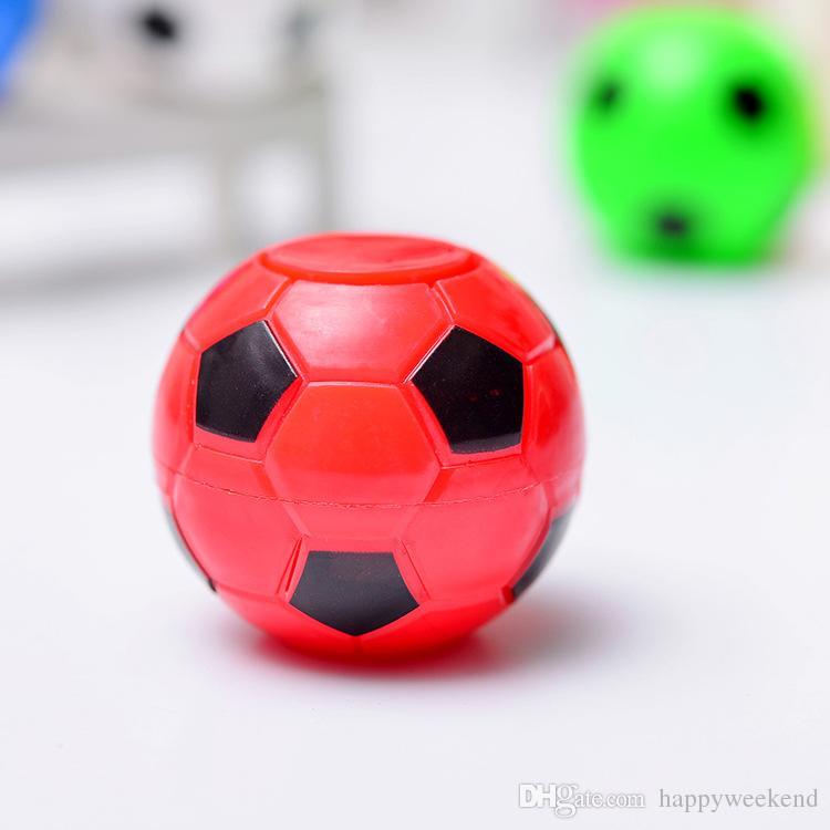 Nouveau Football Fidget Spinner Football Basketball Main Spinner Cube Anti Stress Bureau Balle Jouet Bébé Cadeau At Atock