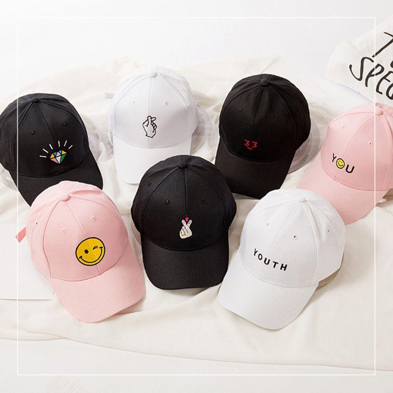 22 Deisgns Fashion Cotton Gorras Baseball Caps Bucket Hat Casquette ... bd0cd0cdfe8a