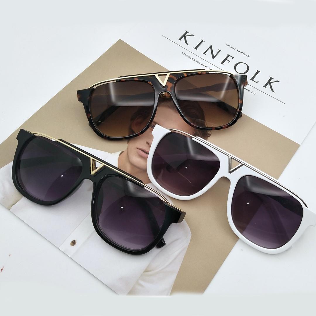 9b6a9b24d5 Compre Vazrobe Marca Para Hombre Gafas De Sol Moda Mujer Gafas De Sol  Cuadradas Para Hombre Mujer Vintage Flat Top Lens Negro Tortuga Tonos A  $48.43 Del ...