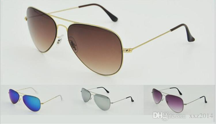 e655c120b3 Classical Male 3513 Sunglasses UV400 Metal Retro Aviator Muti-color ...