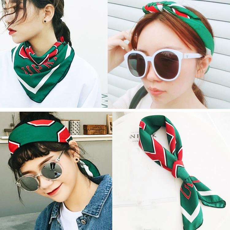 SDZM Women Multi Purpose Adjustable Length Headwear Small Chiffon Headbands  Adjustable Sweet Hair Accessory Little Girl Hair Accessories Hair  Accessories ... 5d163adcc