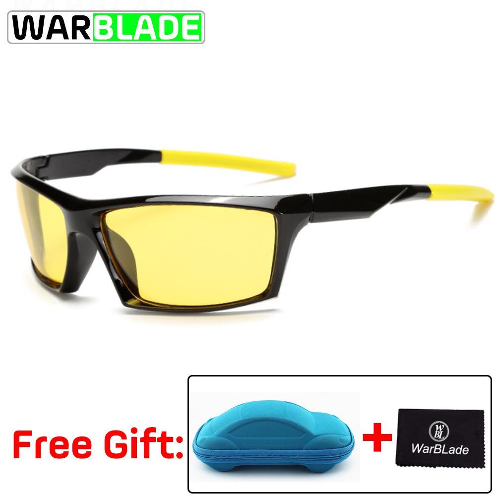 e7c7b4a020 WarBLade Gafas De Sol Ciclismo Gafas Gafas Bicicleta Bicicleta Gafas De  Conducción Para Hombre Mujeres MTB Gafas Fietsbril Con Caja Por  Enjoyweekend, ...
