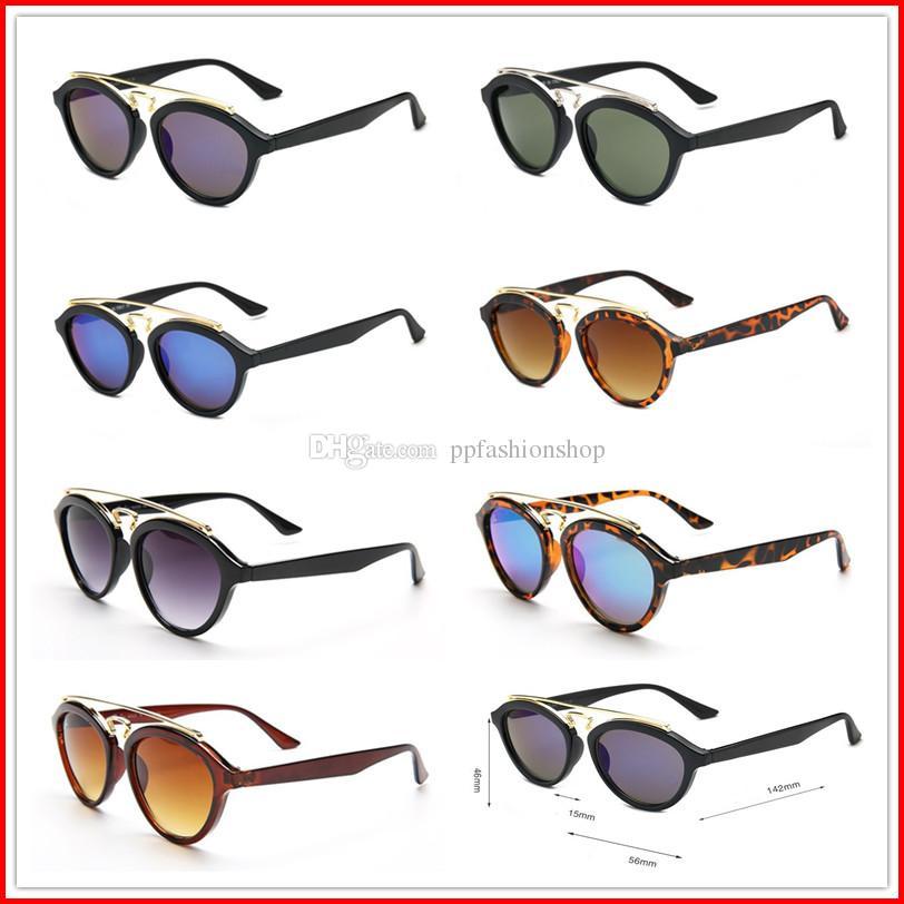 Großhandel Luxusmarke Designer Sonnenbrille Fahren Reflektierende ...