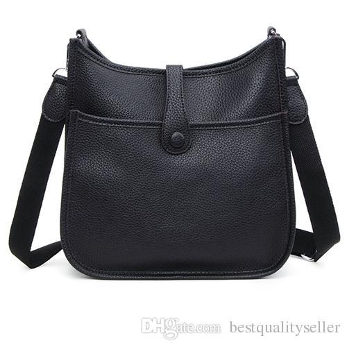 9bae86e6b7ce Cheap Wholesale Unisex Shoulder Bags Best Leather Single Strap Shoulder Bag
