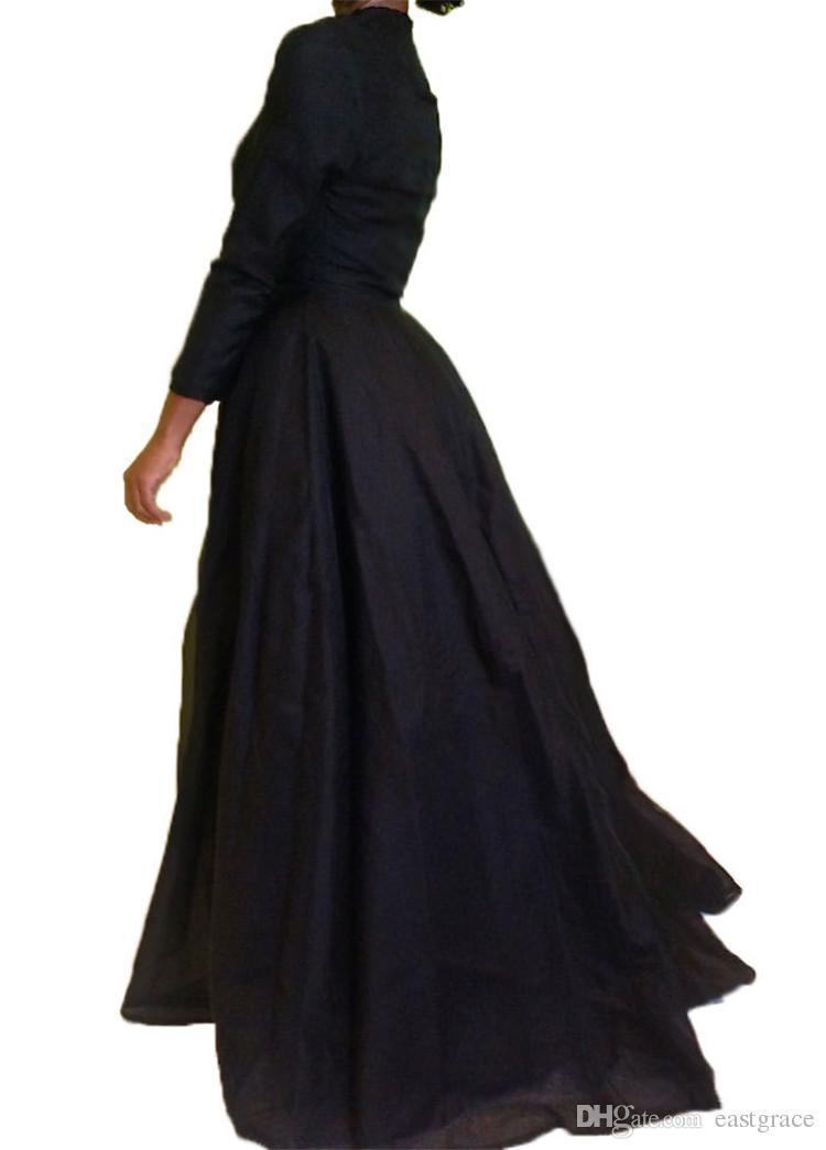 Fashion Sexy Dresses Women Summer Evening Party Long Sleeve Dress Top Quality Black Lace Chiffon Maxi Dress