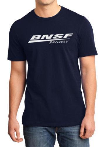 0c674c4e550c ... bnsf railway company railroad t shirtmens 2018 fashion brand t shirt ...