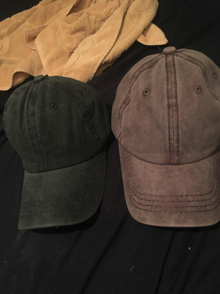 Solid Distressed Vintage Cotton Polo Style Baseball Ball Cap Hat 100%  Cotton The Game Hats Baby Caps From Daisydecoration 820d29580b0