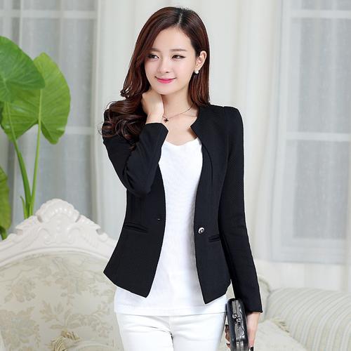 Moda J61269 Negocios De Mujeres Blazers Traje Compre Caramelo OgHqxB4U