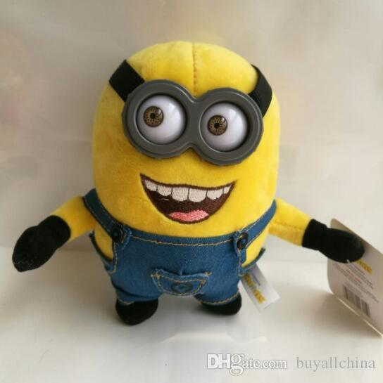 Best 20cm 25cm Minions Bob Kevin Stuart Plush Animal Toy Movie Minions  Pendant Kids Gift Baby Toy Birthday Gift Under $7.04 | Dhgate.Com