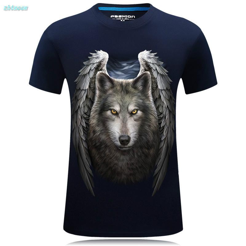 gro�handel coole jungen t shirts f�r kinder kurzarm kinder m�nner t  gro�handel coole jungen t shirts f�r kinder kurzarm kinder m�nner t shirt 3d print wolf casual sommer gro�e gr��e baumwolle tops tees von okbrand,