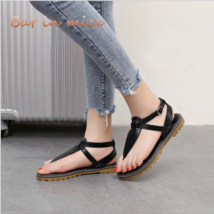 93146cf01 Fashion Summer Beach Women Sandals Bohemia Gladiator Leisure Female Flops  Ladies Footwear Casual Women Summer Flat Shoes C073 Green Shoes Shoe Shop  From ...