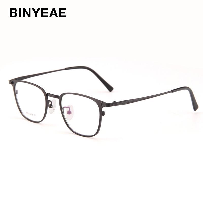 9b67eca192 BINYEAE 6029 Alloy Full Rim Women And Men Optical Eyeglasses Frame Eyewear  Spectacles Full Rim Optical Eyeglasses Frame Men Optical Online with   36.79 Piece ...