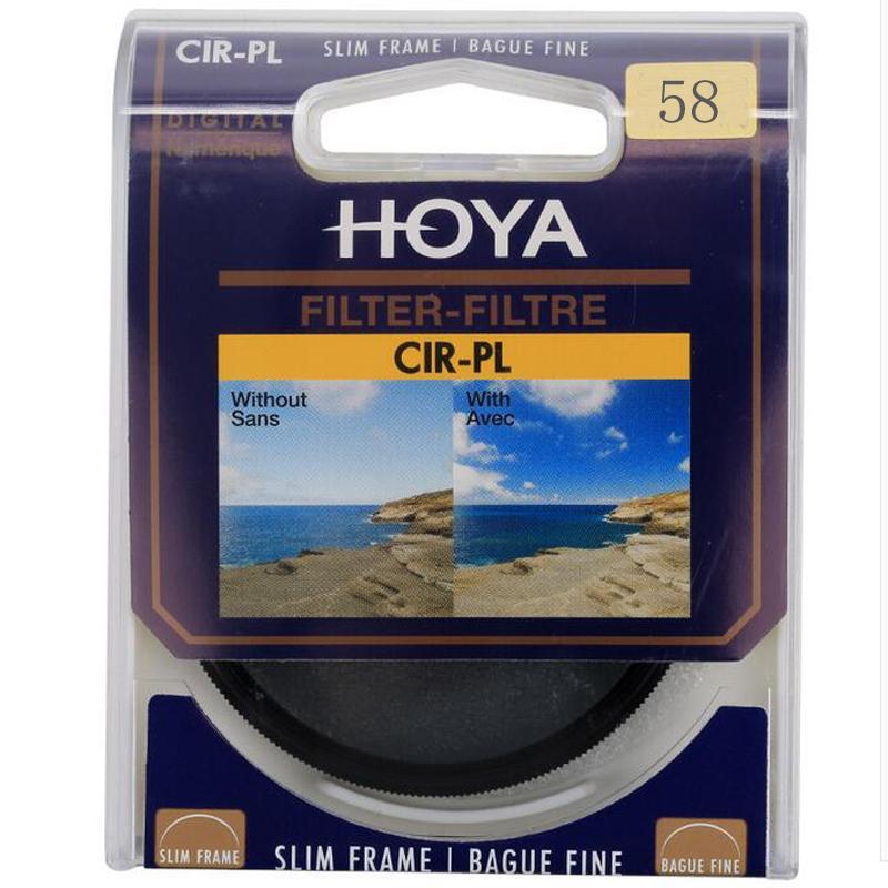 7808da4f59f4 2019 Vacuum Hoya CPL 58mm Circular Polarizing CIR PL Slim Polarizer For  Camera Lens Filter Vacuum From Battery_888, $61.15 | DHgate.Com
