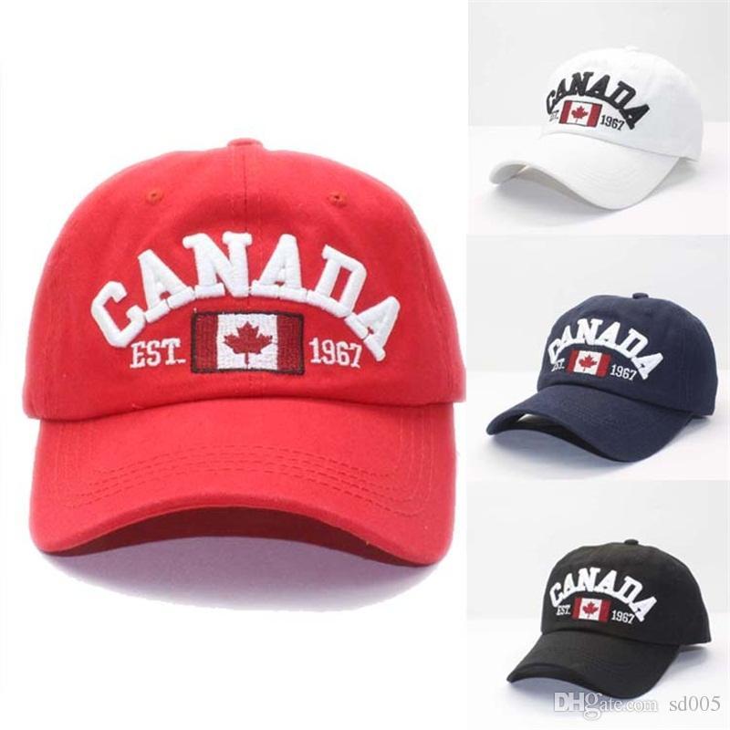 157efce04631e Baseball Cap Fashion Women And Men Adult Hats Letter Canada Popular Brand  Designer Casquette 1967 Soild Color 10 5sq Hh 47 Brand Hats Vintage  Baseball Caps ...