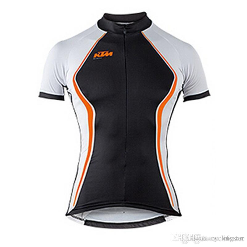 low priced 0df31 b4662 2017 Women Cycling Jersey KTM Summer quick dry Sportswear Bicicleta Cycling  Clothing Short Sleeves bicycle shirt maillot Ciclismo E1104