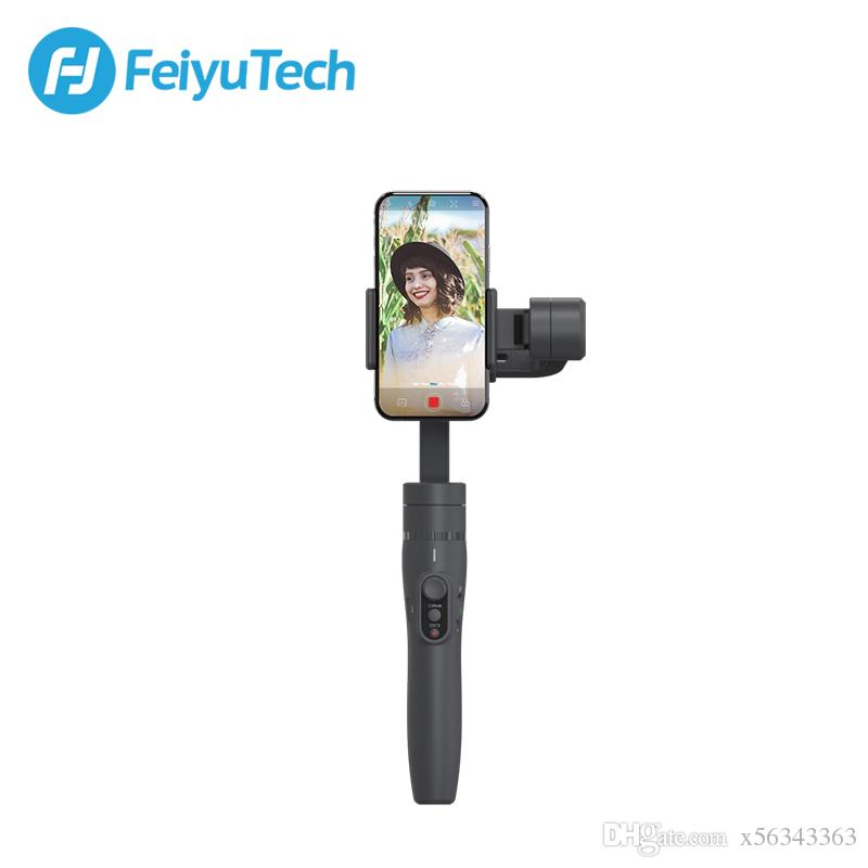 the best attitude fdb99 9dfdc FeiyuTech Vimble 2 Smartphone 3-Axis Handheld Extend Gimbal Stabilizer for  iPhone X Xiaomi Samsung Stabilizer Gimbal DHL Free