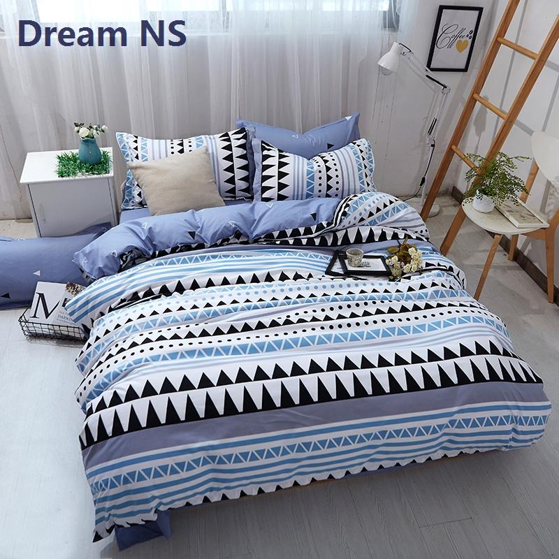 ce20db5663 AHSNME Black White Striped Duvet Cover Set Modern Chic Reversible Geometric Printed  Bedding Set Soft Bed Cover Queen King King Bedding Sets On Sale Duvet ...