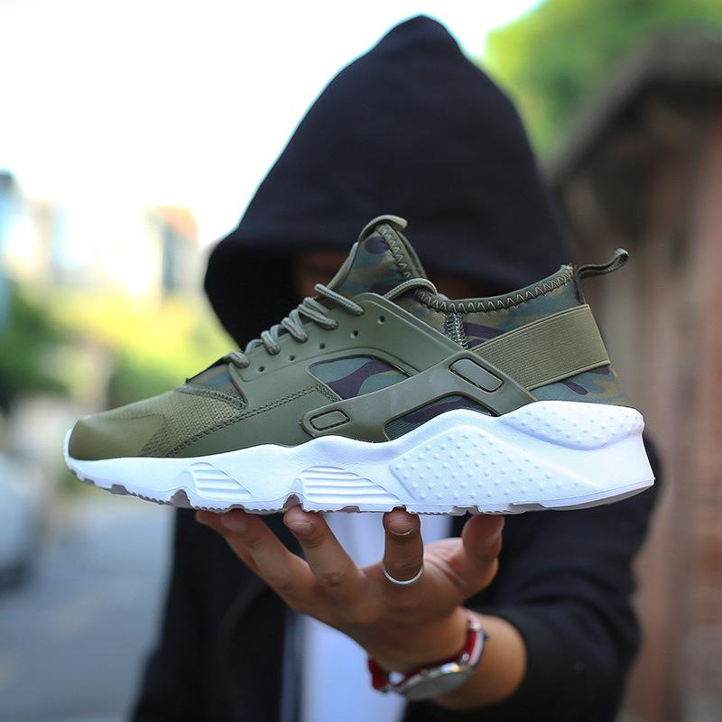 1a528c13d1641 2018 Unisex Big Size 39 46 Camouflage Flats Men Shoes Spring Summer  Trainers Male Tenis Shoes Couple Basket Femme Comfortable Shoes Discount  Shoes From ...