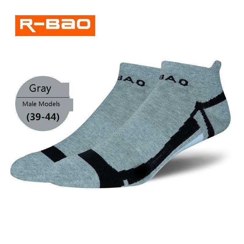 a463ac204941e Compre R BAO Marca Profesional De Diseño Original Calcetines Deportivos  Primavera Verano Transpirable Para Hombre Zapatillas De Algodón Deportes  Calcetines ...