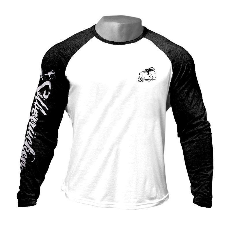 3c0559e22a6f7 Compre nuevas camisas de manga larga camisa deportiva para jpg 800x800 Manga  larga camisetas deportivas
