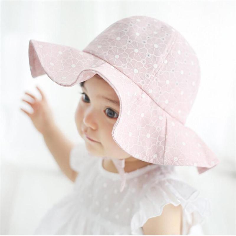 414b2d64c 2019 Cherry Pills  3005 Summer Cute Hat Toddler Infant Kids Sun Cap ...