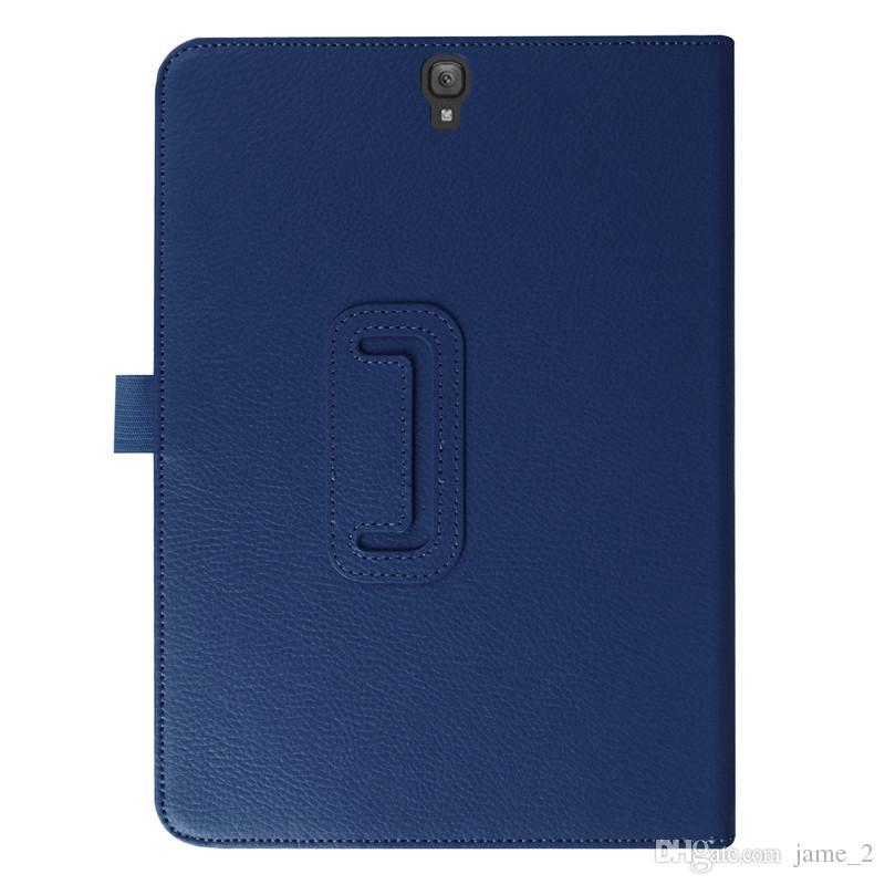 Heißer Verkauf Folio Case für Samsung Galaxy Tab S3 9.7 Tablet Stand Ledertasche Tasche