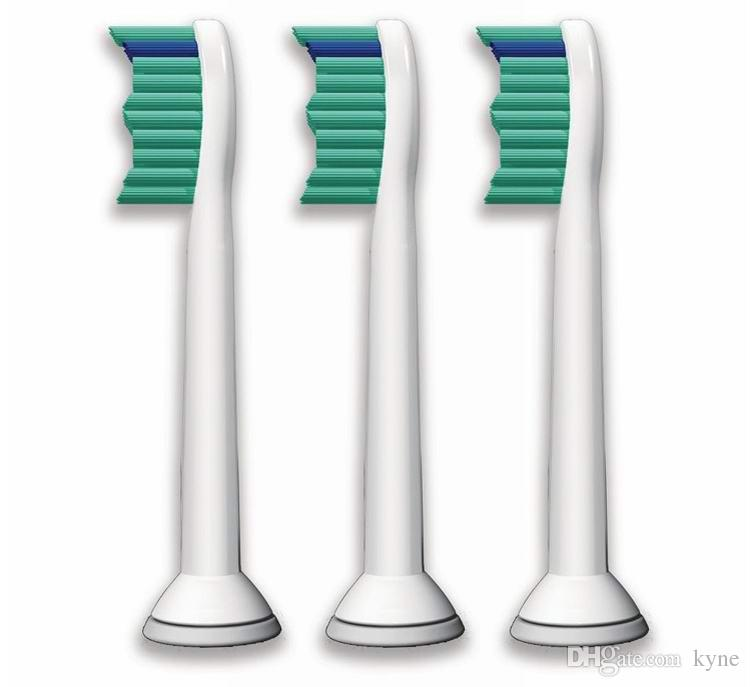 Best seller hot Sonicare Toothbrush Head packaging electric ultrasonic Replacement Heads For Phili Sonicare ProResults HX6013 3ps/pack