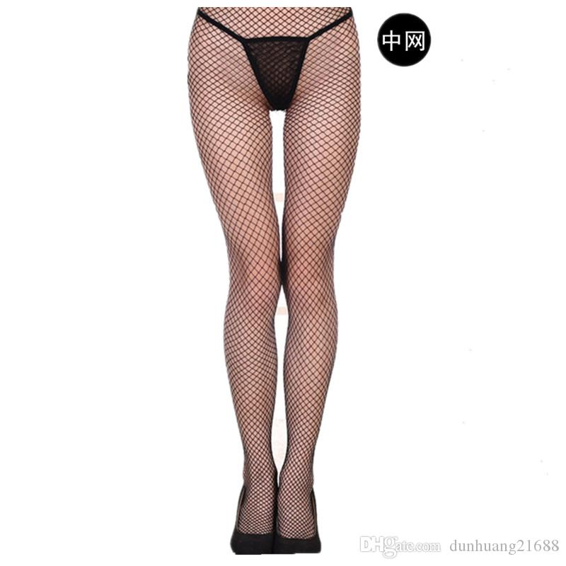 79bb44f24 2019 Lady Women Sexy Pantyhose Mesh Fishnet Tights Long Girls Stocking  Jacquard Step Foot Seam Pantyhose Stockings Lingerie Hosiery From  Dunhuang21688