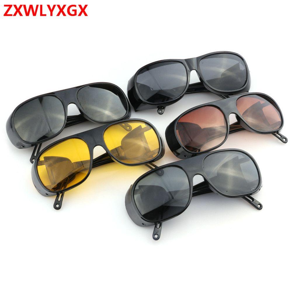 ebfa15351ef ZXWLYXGX Welding Mirror Welding Glasses Anti-arc Light Glasses Argon ...
