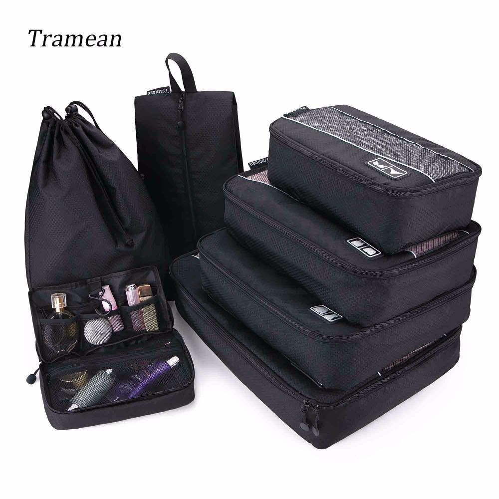 ed1d650c97 Acquista Borsa Da Viaggio Da Viaggio Borsa Da Viaggio Da Viaggio Set Di  Cubi Set Da Viaggio In Tessuto Traspirante Impermeabile Duffle Bag Carry On  Suitcase ...