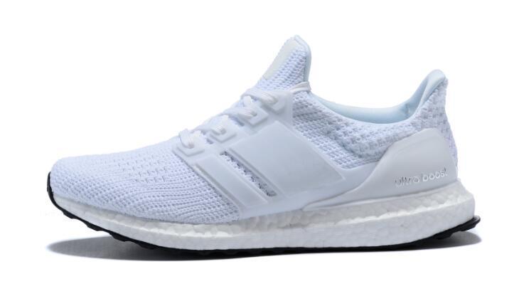 promo code 2c4e3 de7dd AAAAA Ultra Boost 4.0 Men s Running Shoes,Regular Fit Lace Closure  Primeknit Textile Upper Sport Shoes For Men&Women,Size 36-45
