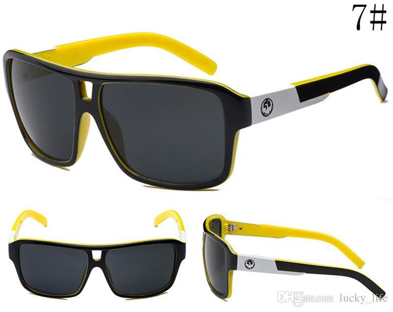 2018 Sıcak Güneş Gözlüğü Sürüş Spor Güneş Gözlüğü UV400 Markası Marka Güneş Gözlüğü SıCAK EJDERHA Doğa Sporları Sunglasse