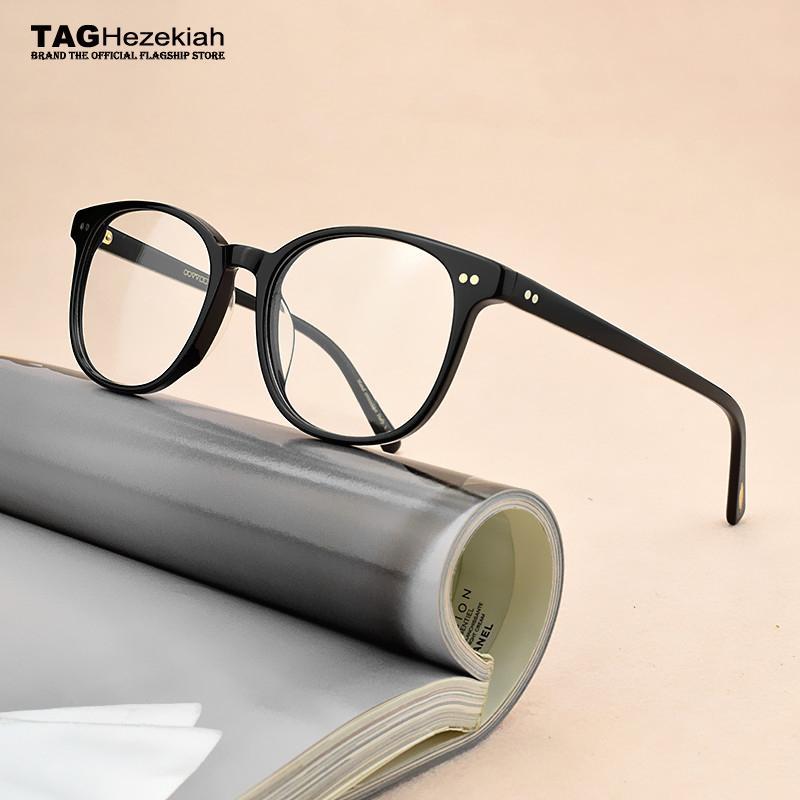 9a90165510a 2018 New Retro Glasses Frame Women Myopia Computer Eyeglasses Frames ...